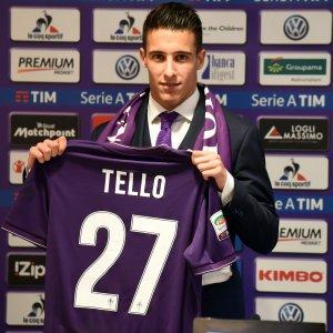 """Fiorentina, Tello si presenta e fa mercato: """"Bartra vieni, qui sarai importante"""""""