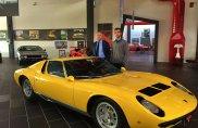Il Museo Ferruccio Lamborghini al Salone d'Inverno Ferrara