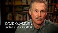 """David Quammen: """"Nuove malattie se distruggiamo gli ecosistemi"""""""