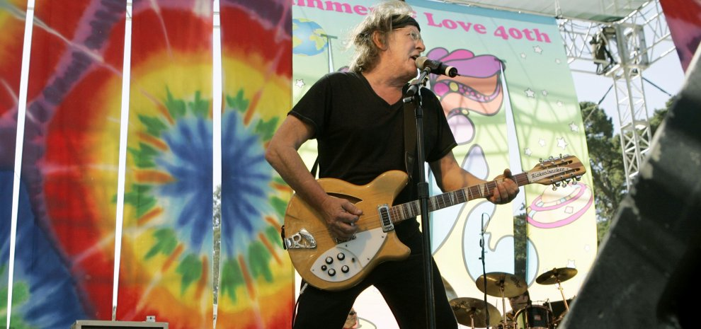 Morto Paul Kantner, co-fondatore dei Jefferson Airplane ed eroe di Woodstock