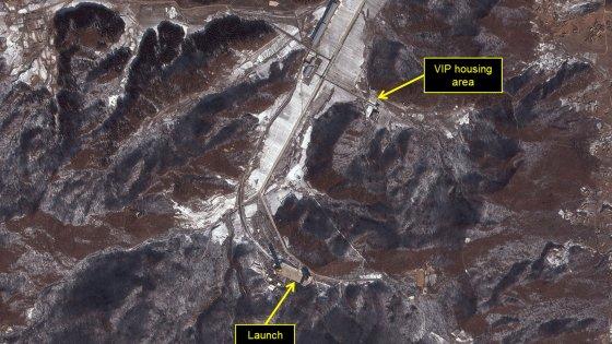 Usa e Giappone avvertono: Corea del Nord vicina a lancio di missile a lungo raggio
