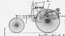 E Mercedes 130 anni fa inventa l'auto, che emozione guidarla -   Foto