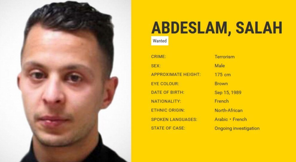 Da Messina Denaro a Salah Abdeslam: un sito per i criminali più ricercati d'Europa