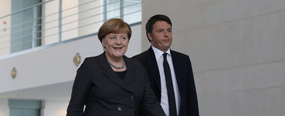 "Vertice a Berlino, Merkel: ""Urgente accordo su Turchia"". Renzi: ""Pronti, Ue risponda su fondi"""