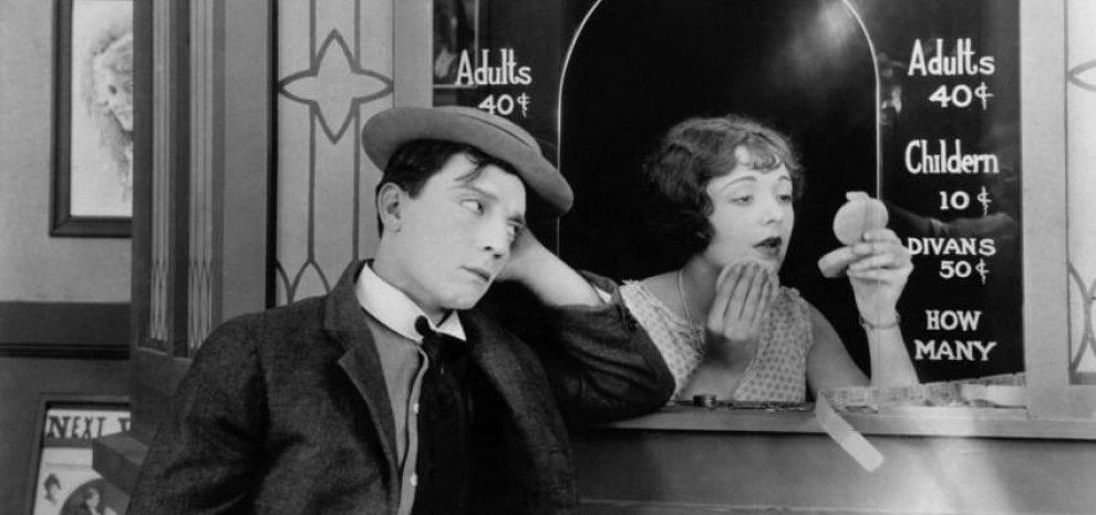 Mezzo secolo senza Buster Keaton, il saltimbanco con il genio del cinema