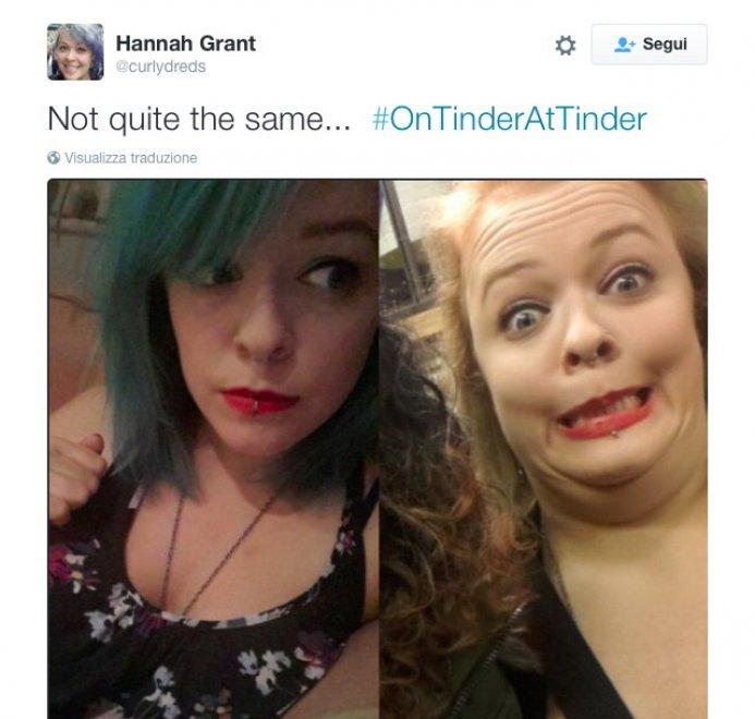 Realtà vs Tinder: come sono gli iscritti nella vita e come sono sulla app