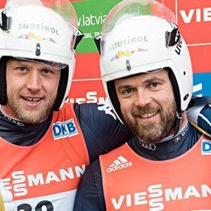 Slittino, nello sprint è subito Italia: Oberstolz-Gruber terzi a Koenigssee