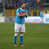 Napoli, Higuain: ''Sarri ha tirato fuori il meglio di me''. Arriva Regini, sistemata la difesa