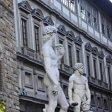 Firenze, polemica Koons  si riprende la sua scultura     Foto  Pluto e Proserpina