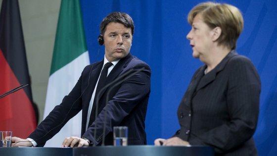 """L'offerta di Berlino a Roma: """"Patto di consultazione tra noi"""". Apertura sui conti sotto esame"""