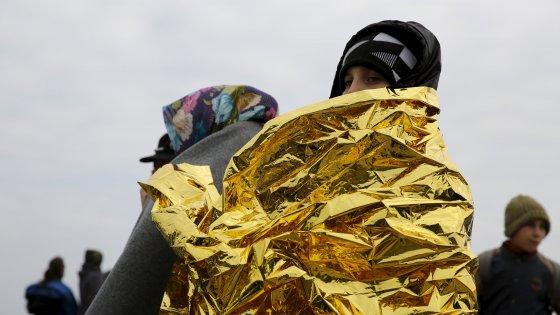 Mar Egeo: 39 migranti muoiono in naufragio, cinque sono bambini