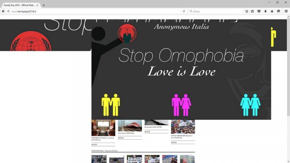 perchè si è omosessuali Lecce