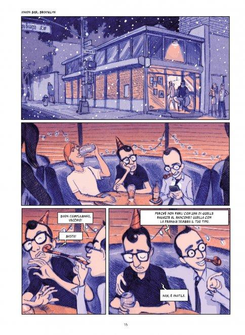 Love addict, il dating online è un'avventura a fumetti