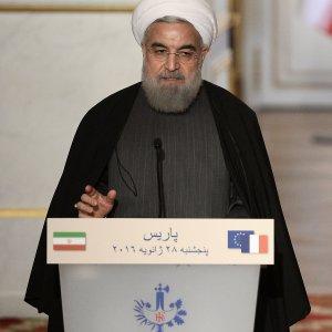"""Hassan Rouhani: """"In Siria ad Assad non c'è alternativa. Con me l'Iran è un paese più libero"""""""