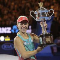 La sorpresa è Angelique Kerber. Niente Slam record per Serena