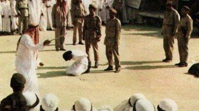 Pena di morte, in Arabia Saudita  55 decapitazioni dall'inizio dell'anno