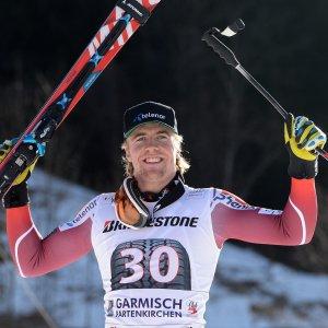 Sci, Cdm: sorpresa Kilde nella libera di Garmisch, la Rebensburg gigante a Maribor