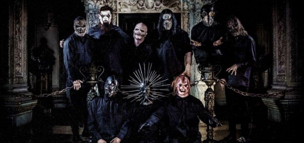 Un solo show per gli uomini mascherati Slipknot, Carmen Consoli è in teatro