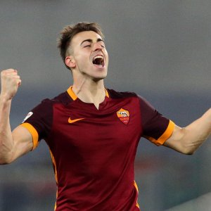 Serie A, Roma batte Frosinone. Carpi-Palermo e Atalanta Sassuolo 1-1