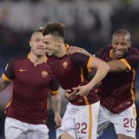 Roma-Frosinone 3-1, El Shaarawy rianima i giallorossi