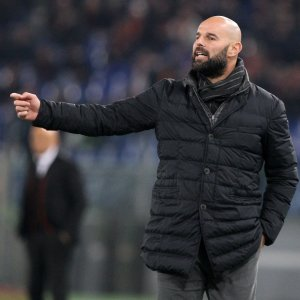 """Frosinone, Stellone: """"Salvezza difficile ma non molliamo"""""""