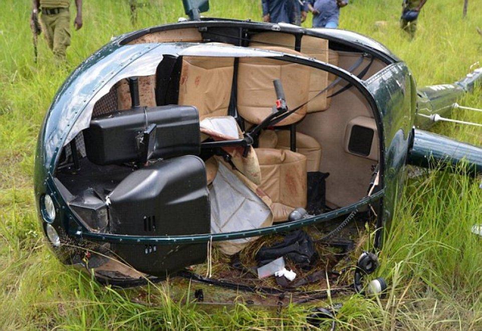 Tanzania, bracconieri di elefanti sparano e abbattono elicottero: muore pilota