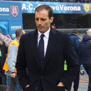 """Juventus, Allegri: """"Possiamo migliorare. Rinnovo? Ogni cosa a suo tempo"""""""