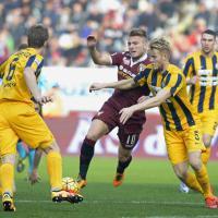 Torino-Verona, il film della partita