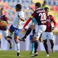 Bologna-Sampdoria, il film della partita