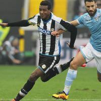 Udinese-Lazio, il film della partita