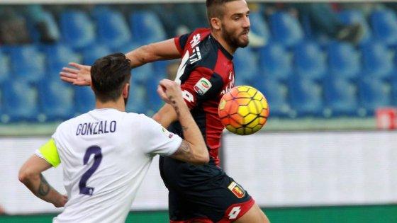 Genoa-Fiorentina 0-0: tante emozioni, manca solo il gol