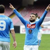 Napoli-Empoli 5-1: risposta azzurra alla Juve, ''manita'' ai toscani