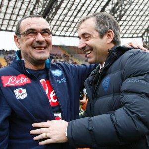 """Empoli, Giampaolo: """"Il risultato ci penalizza troppo"""""""