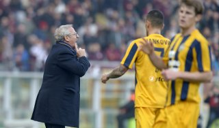 Verona, Delneri: ''Non meritiamo questa classifica''