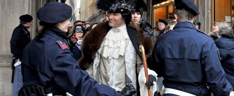 Venezia, il Carnevale senza maschera