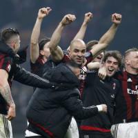 Milan-Inter 3-0: Alex, Bacca e Niang stendono i nerazzurri