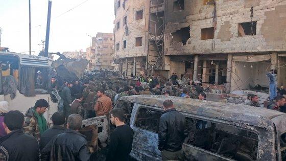 Siria, il nodo del destino di Assad, all'ombra della sfida tra Teheran e Riad