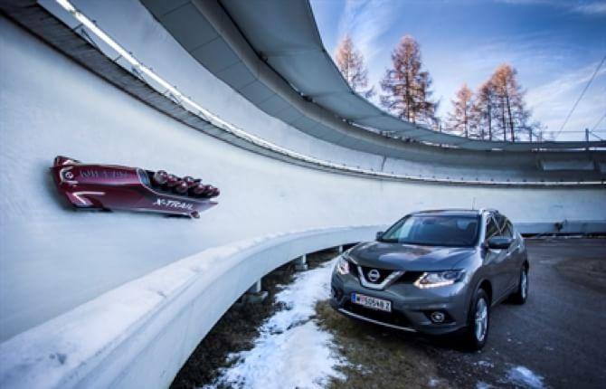 Nissan X-Trail, da Suv a bob