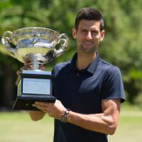Tennis, classifiche: Djokovic e Serena sul trono, Kerber vola sulla seconda poltrona