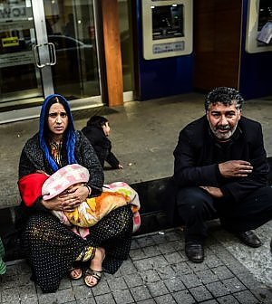 La moda sfrutta i bimbi siriani rifugiati in Turchia