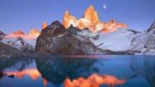 Time-lapse: Patagonia 8K viaggiando tra Cile e Argentina