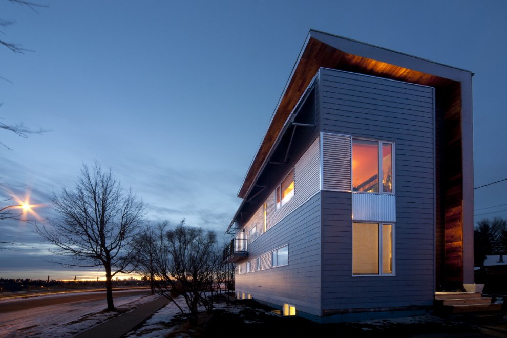 Nzeb ovvero gli edifici a energia quasi zero for Progettazione passiva della cabina solare
