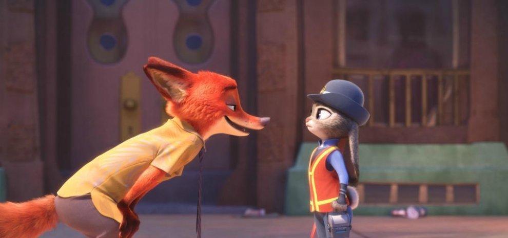 """""""Zootropolis"""", da Topolino alla volpe Nick nel segno di Walt Disney"""