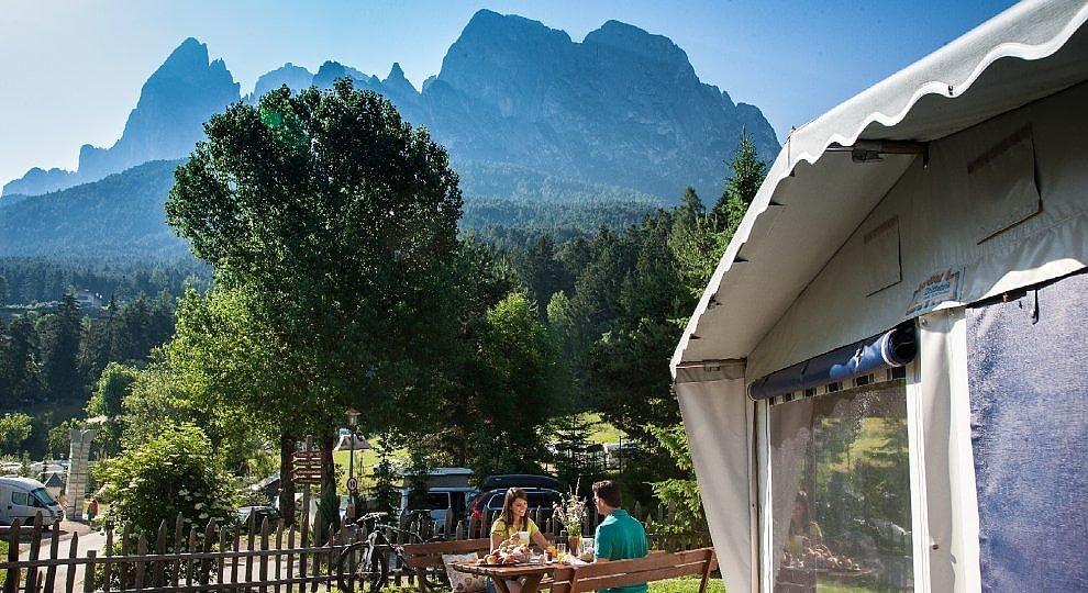 Camping: i tedeschi e l'Italia.