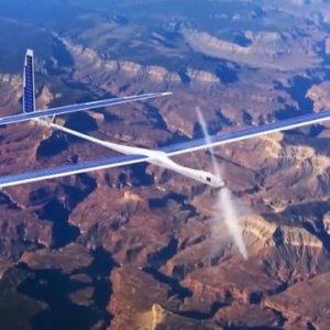Il 5G di Google è portato dal cielo