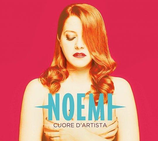 """Noemi, verso Sanremo con il suo """"Cuore d'artista"""": """"Per me è un divertimento"""""""