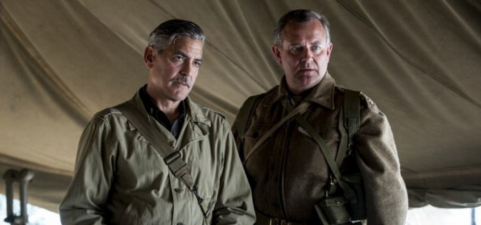 """George Clooney: """"Con i fratelli Coen faccio la parte del fesso"""""""