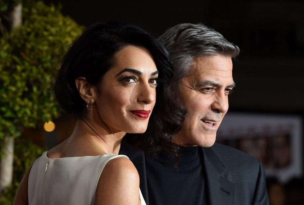 George Clooney and Amal Clooney at the Hail Caesar Premiere LA 075412755-1f365fa9-4451-40c5-bab6-383b6e7ab0b8