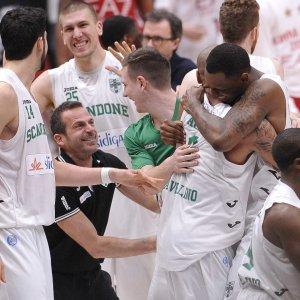 Basket, Sacripanti e l'impresa di Avellino: ''Milano sia un punto di partenza''