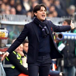 """Sampdoria, Montella guarda avanti: """"Ora nuovo inizio. Nicchi? Arbitri parte del sistema"""""""